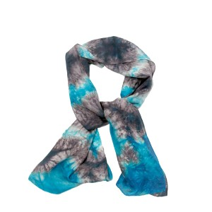 habatoi silk scarf 102