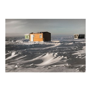 Mille Lacs Lake Ice Houses