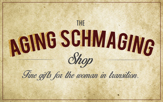 the aging schmaging shop