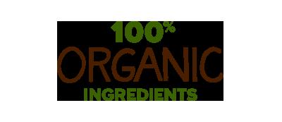 100% Natural Organic Food