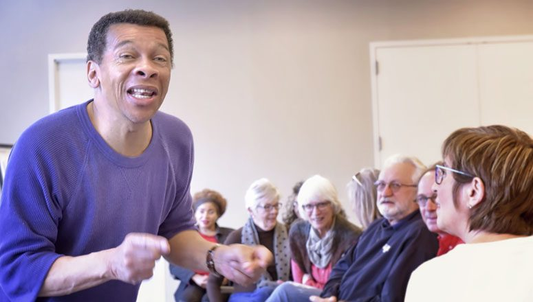 J.D. Steele and the Mill City Community Choir: The Magical Melding Power Of Music