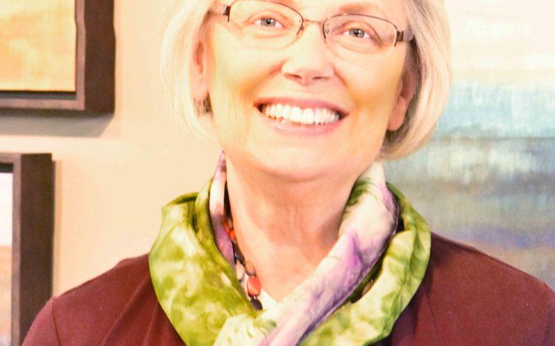 Meet March's Silk Scarf Ambush Model…Mary Ann Jindra!