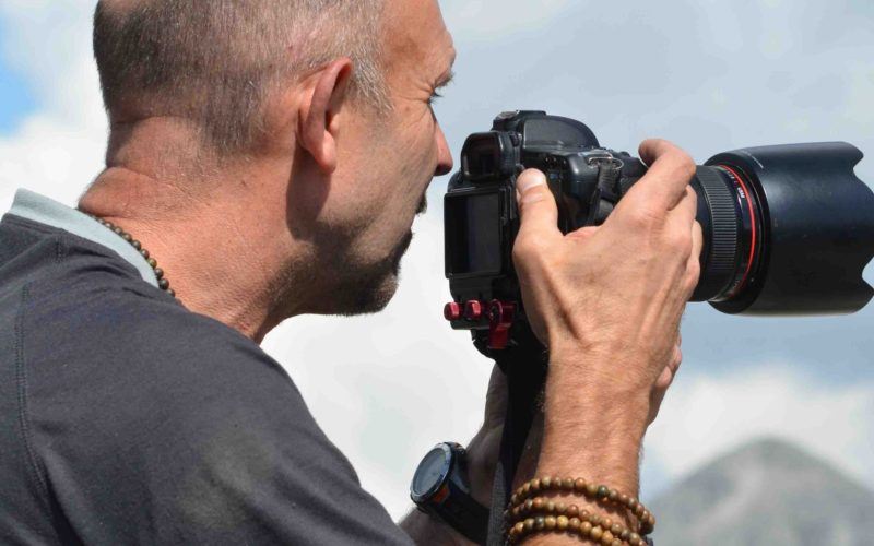 Photographs and Memories: The Irony of Me, Photographer, Hating To Have My Picture Taken