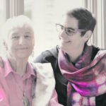 agingschmaging silk scarf models
