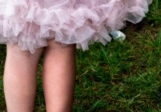 Flower Girl Skirt
